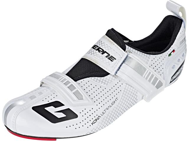 comprar online fdd25 68122 Gaerne Carbon G.Kona Zapatillas Ciclismo de Triatlón Hombre, white
